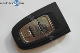 Audi 3 cheie cu butoane insertabilă #2
