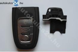 Audi baterii deținător 3 cheie cu butoane