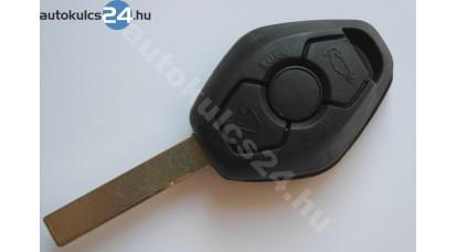 BMW 3 cheie cu butoane
