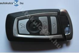 BMW carcasă cheie 7 mai recent cu cheie de siguranță
