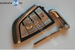 BMW 4 carcasă cheie cu butoane cadru metalic