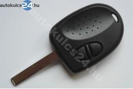 Chevrolet 2 carcasă cheie cu butoane