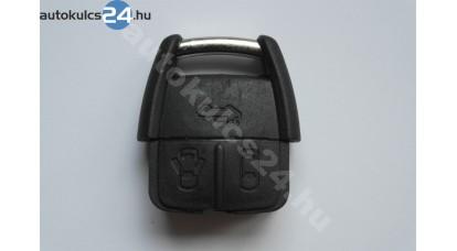 Chevrolet 3 carcasă cheie cu butoane partea superioară
