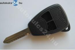 Chrysler 2 carcasă cheie cu butoane #2