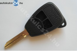 Chrysler 3 carcasă cheie cu butoane #2