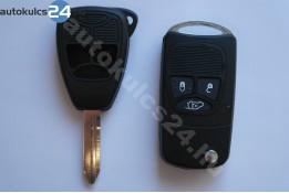 Chrysler 3 adaptor cheie briceag cu butoane #2