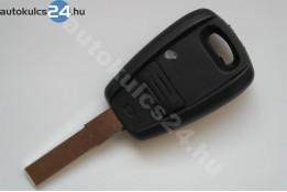 Fiat 1 carcasă cheie cu butoane negru