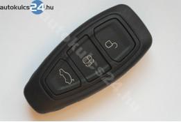 Ford 3 carcasă cheie cu butoane
