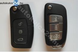 Ford 3 carcasă cheie briceag cu butoane FO21 #2
