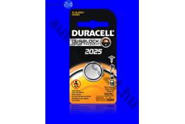 Duracell CR2025 lithium baterii