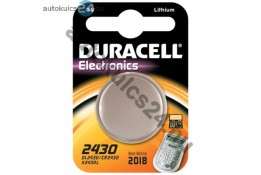 Duracell CR2430 lithium baterii