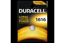 Duracell CR1616 lithium baterii