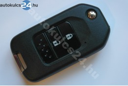 Honda 2 carcasă cheie briceag cu butoane