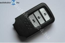 Honda bedugós 3 carcasă cheie cu butoane