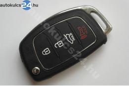 Hyundai 3+1 carcasă cheie briceag cu butoane