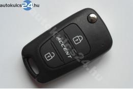 Hyundai Accent cheie briceag