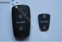 Hyundai Accent buton push