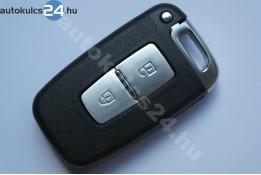 Hyundai 2 carcasă cheie cu butoane lamă amovibilă
