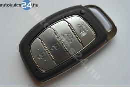 Hyundai 4 cheie cu butoane insertabilă