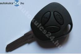 Lada 3 carcasă cheie cu butoane