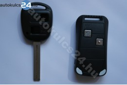 Lexus 2 adaptor cheie briceag cu butoane