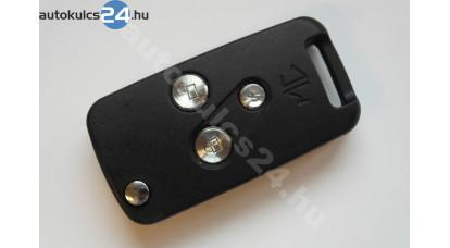 MG 3 carcasă cheie briceag cu butoane