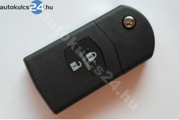 Mazda 2 carcasă cheie briceag cu butoane
