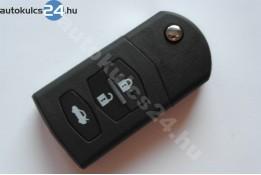 Mazda 3 carcasă cheie briceag cu butoane #2