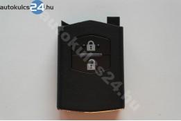 Mazda 2 carcasă cheie briceag cu butoane partea inferioară #2
