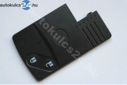 Mazda 2 butoane card