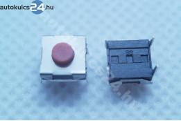 Microîntrerupător 6.2mm * 6.2mm * 3.1mm