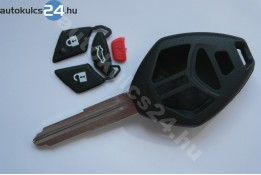 Mitsubishi 4 cheie cu butoane romb