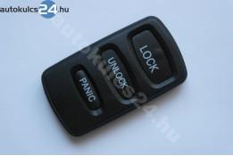Mitsubishi 3 carcasă telecomandă cu butoane