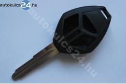 Mitsubishi 3 cheie cu butoane romb