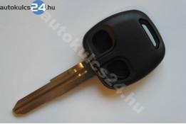 Mitsubishi 2 carcasă cheie cu butoane