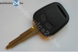 Mitsubishi 2 carcasă cheie cu butoane #2