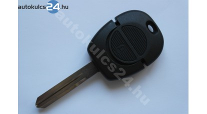 Nissan 2 carcasă cheie cu butoane A33