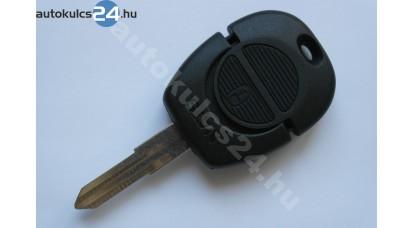 Nissan 2 carcasă cheie cu butoane A32