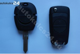 Nissan 2 adaptor cheie briceag cu butoane A32