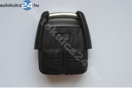 Opel 3 carcasă cheie cu butoane #2