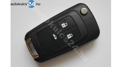 Chevrolet háromcarcasă cheie briceag cu butoane