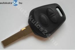 Porsche 3 carcasă cheie cu butoane #2
