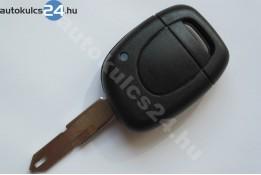 Renault 1 carcasă cheie cu butoane #9
