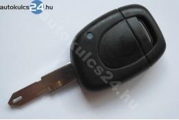 Renault 1 carcasă cheie cu butoane #2