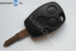 Dacia 3 carcasă cheie cu butoane #2