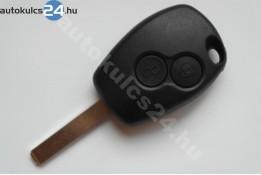 Renault 2 carcasă cheie cu butoane