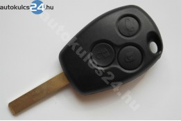 Renault 3 carcasă cheie cu butoane