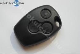 Renault 3 cheie cu butoane 433Mhz 7946