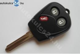 Saab 3 carcasă cheie cu butoane #5