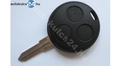 Smart 3 cheie cu butoane 433Mhz #2